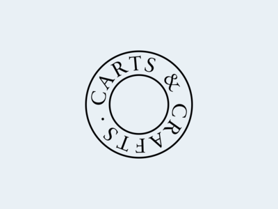 Carts & Crafts Logo