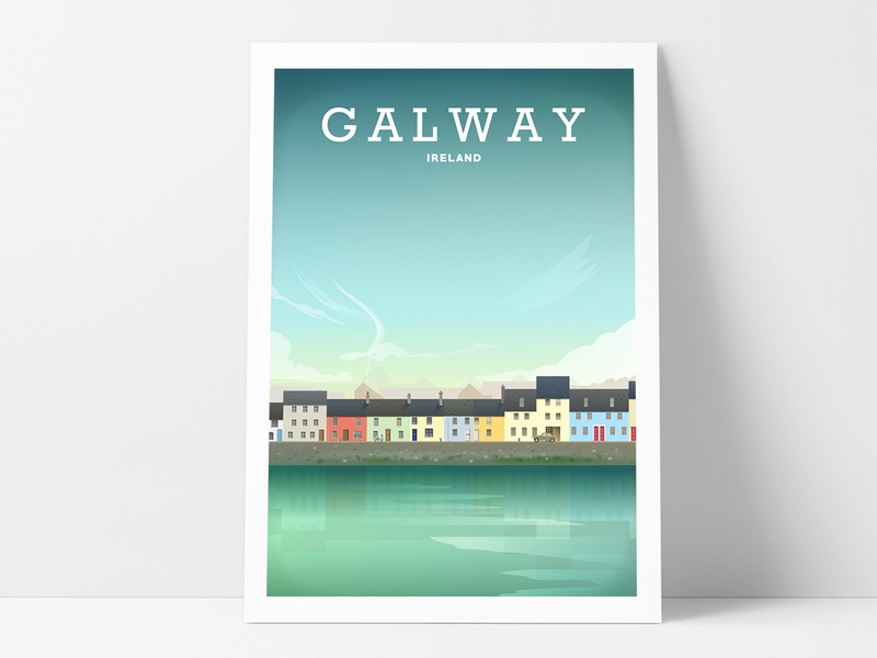 Galway poster