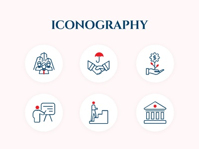 ICONOGRAPHY webapp ui design mobile design webdesign website product design illustrator design branding 2020 ux ui icon design iconography icon set icons