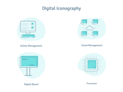 Digital Iconography