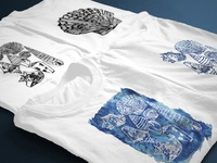 Seashells shirt design Brunotti part 1