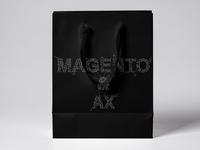 Illustrative typography design for Magento part 2