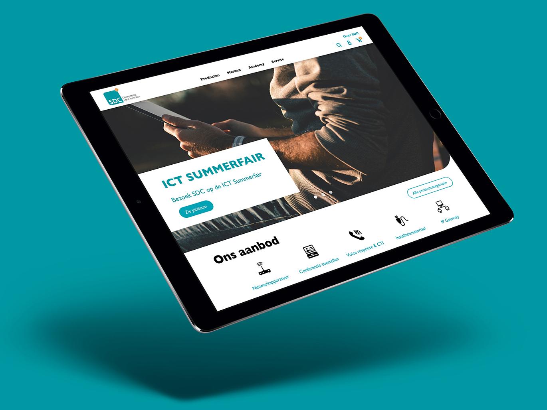 SDC Visual design part 1 ui website tablet uxdesign uidesign visual design branding design