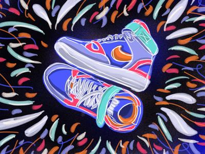 My Nikes