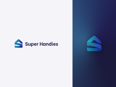 Super Handies logo