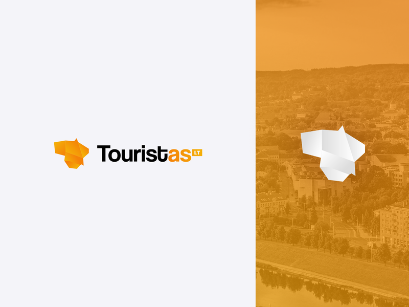 Toursitas - Your guide to Lithuanian tourism branding tourism logo