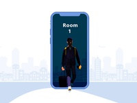 mobile room