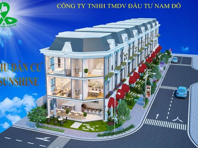 Sunshine New project by Nam Do Real Estate real estate agent real estate