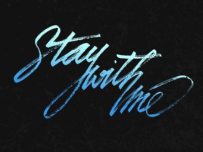 Daily Lettering #6 vector type logotype illustration design script handwritten handwriting hand lettering calligraphy typography lettering