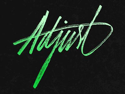 Daily Lettering #7 brush calligraphy illustration design vector logotype handwritten handwriting type script hand lettering calligraphy typography lettering