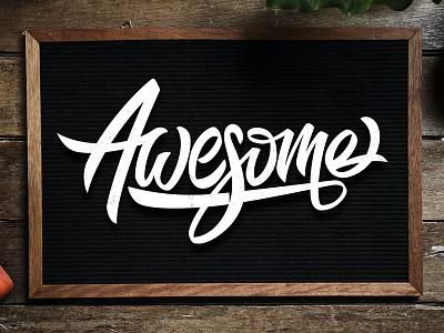 Awesome branding logo design quotes graffiti typeface font brush calligraphy logotype handwritten handwriting type script illustration hand lettering calligraphy lettering typography