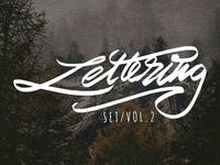 Lettering Collection v2