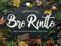 Bro Rintro Font
