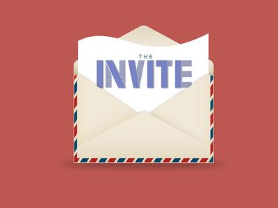 The Invite graphic