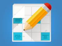 Сrossword App Android Icon