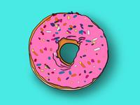 Mmm Doughnut