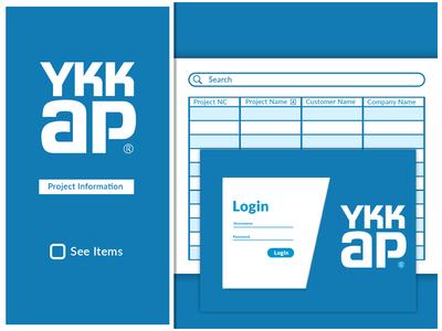 YKKAP Application Design