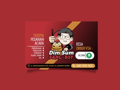Dimsum Banner