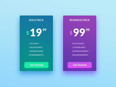 Day 030 - Pricing app development pricing ui ux ui