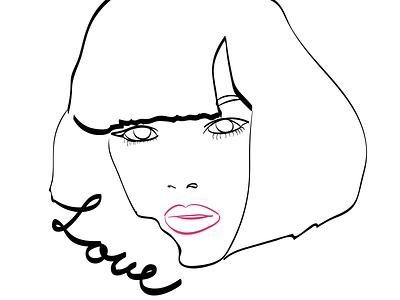 ViVi girl of the month magazine sketch digital drawing fashion japanese vivigirls