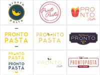Pronto Pasta re-branding