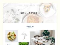 Soul Tavern - light theme