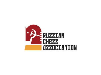 Russian Chess Logo