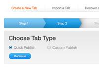 Create a New Tab