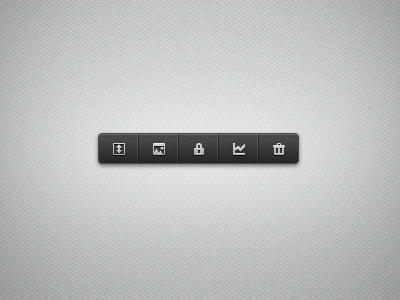 16x16 Icons 16x16 pixel small tiny icons ui button background lock padlock chart graph trash trashcan page height