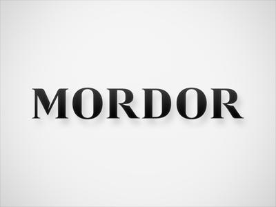 Mordor typeface type typeface design type design font prada fontlab illustrator serif capital letters glyph m o r d