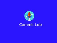 Commit Lab Logo Design