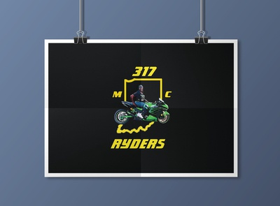 317 Ryders design art design graphic graphics graphic design graphicdesign vector illustration vectorart vector art vectors vector