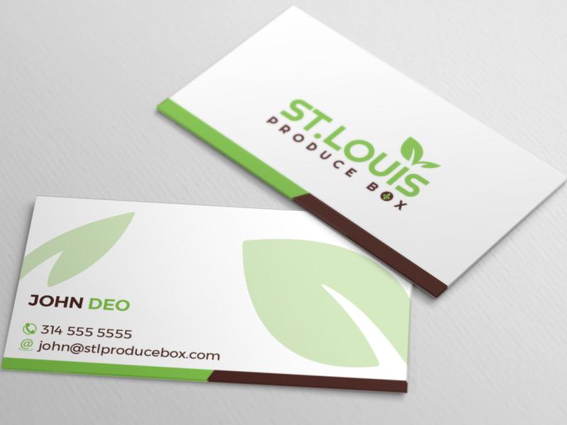 Business card brochure design illustration icon branding brand identity business card