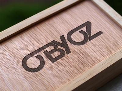 O BY OZ Logo Design