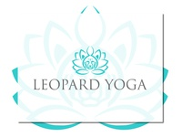 Leopard Yoga Logo