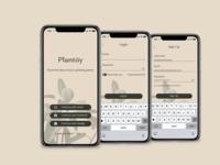 Daily UI Design 001 - Sign Up