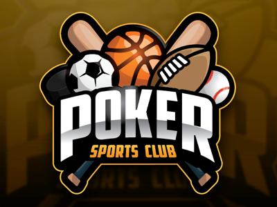 Poker Sports Club - Logo Series