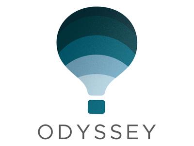 Odyssey Hot Air Balloon Logo