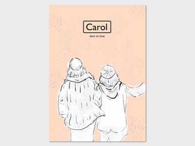 movie poster Carol
