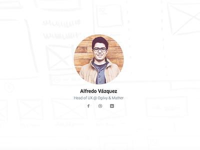 Profile Card  card profile