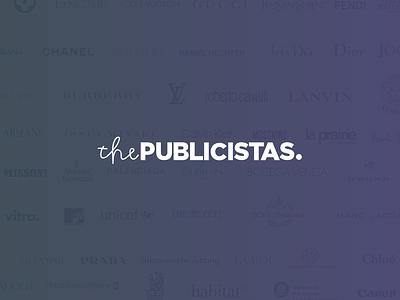 ThePublicistas advertasing medium blog logo