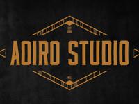 Aoiro Studio Front Vinyl Sticker