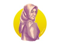 Potrait Illustration
