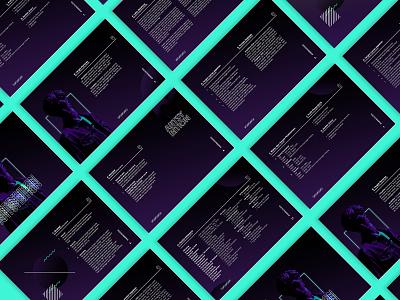 Artsybition Proposal Design ui branding design