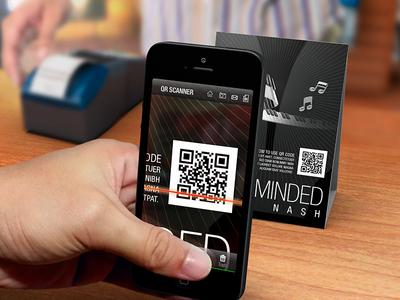 Smart Phone Screen Mock-up v3