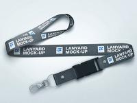 Lanyard Mock-up