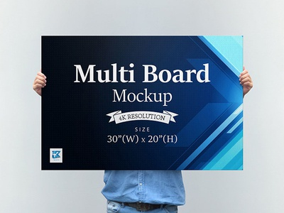 Multi-board Mock-up v1
