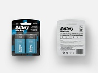 Battery Type D Mock-up
