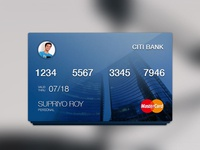 Credit Card Preview