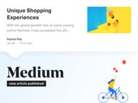 Unique Shopping Experiences